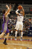 Phoenix Suns v Charlotte Bobcats: D.J. Augustin Photographic Print by Brock Williams Smith