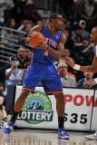 New York Knicks v Denver Nuggets: Amar'e Stoudemire Photographic Print by Garrett Ellwood