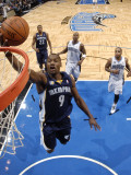 Memphis Grizzlies v Orlando Magic: Tony Allen Photographic Print by Fernando Medina