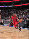 Toronto Raptors v Philadelphia 76ers: Sonny Weems Photographic Print by David Dow