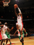 Boston Celtics v Toronto Raptors: Sonny Weems Photographic Print by Ron Turenne