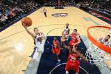 Philadelphia 76ers v New Jersey Nets: Jordan Farmar Photographic Print by David Dow
