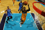 Oklahoma City Thunder v New Orleans Hornets: Chris Paul Photographic Print by Chris 