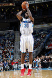 Charlotte Bobcats v New Orleans Hornets: Quincy Pondexter Photographic Print by Layne Murdoch