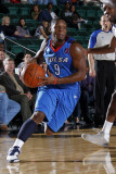 Tulsa 66ers v Texas Legends: Tweety Carter and Booker Woodfox Photographic Print by Layne Murdoch