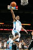 San Antonio Spurs v New Orleans Hornets: Marcus Thornton Photographic Print by Chris Graythen