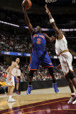 New York Knicks v Cleveland Cavaliers: Raymond Felton and Antawn Jamison Photographic Print by David Liam Kyle