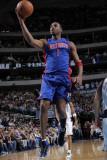 Detroit Pistons v Dallas Mavericks: Tracy McGrady Photographic Print by Glenn James