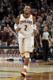 New York Knicks v Cleveland Cavaliers: Mo Williams Photographic Print by David Liam Kyle