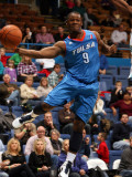 Tulsa 66ers v Sioux Falls Skyforce: Tweety Carter Photographic Print by Dave Eggen