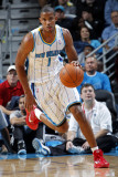 Charlotte Bobcats v New Orleans Hornets: Trevor Ariza Photographic Print by Layne Murdoch