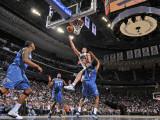 Washington Wizards v New Jersey Nets: Kris Humphries Photographic Print by David Dow