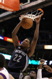 Memphis Grizzlies v Phoenix Suns: Rudy Gay Photographic Print by  Christian