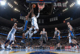 Orlando Magic v Denver Nuggets: J.R. Smith Photographic Print by Garrett Ellwood