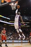 Portland Trail Blazers v Phoenix Suns: Hakim Warrick Photographic Print by  Christian
