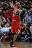 Chicago Bulls v Dallas Mavericks: Taj Gibson Photographic Print by Danny Bollinger
