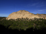 A Rock Formation at Tent Rocks National Monument Photographic Print by Raul Touzon