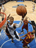 Cleveland Cavaliers  v Orlando Magic: Dwight Howard Photographic Print by Fernando Medina