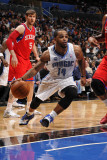 Philadelphia 76ers v Orlando Magic: Jameer Nelson Photographic Print by Fernando Medina