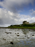 Ruins of Tioram Castle,  Seat of the Macdonalds of Clanranald Photographic Print by Jim Richardson