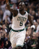 Atlanta Hawks v Boston Celtics: Kevin Garnett Photographic Print by  Elsa
