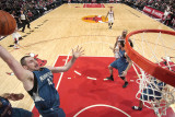 Minnesota Timberwolves v Chicago Bulls: Kevin Love Photographic Print by Ray Amati