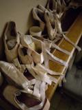 Chaussons de danse Photographie par Jodi Cobb