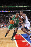 Boston Celtics v Philadelphia 76ers: Glen Davis Photographic Print by David Dow