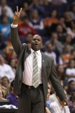 Portland Trail Blazers v Phoenix Suns: Nate McMillan Photographic Print by  Christian