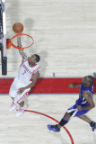 Sacramento Kings v Houston Rockets: Kyle Lowry Photographic Print by Bill Baptist