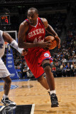 Philadelphia 76ers v Orlando Magic: Elton Brand Photographic Print by Fernando Medina