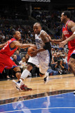 Philadelphia 76ers v Orlando Magic: Quentin Richardson Photographic Print by Fernando Medina
