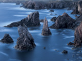 Rugged Sea Stacks of the Isle of Lewis Photographic Print by Jim Richardson