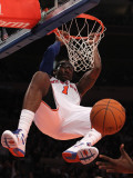 New Jersey Nets v New York Knicks: Amar'e Stoudemire Photographic Print by Nick Laham