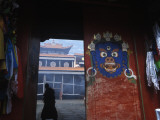 A Monk at Labrang Monastery Photographic Print by Alison Wright
