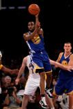 Golden State Warriors v Los Angeles Lakers: Regfgie Williams Photographic Print by Stephen Dunn