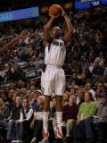 Minnesota Timberwolves v Dallas Mavericks: Caron Butler Photographic Print by Danny Bollinger