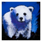Baby Polar Bear Posters
