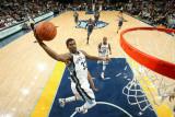 Charlotte Bobcats v Memphis Grizzlies: O.J. Mayo Photographic Print by Joe Murphy