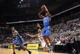 Orlando Magic v San Antonio Spurs: Chris Duhon and Tony Parker Photographic Print by D. Clarke Evans