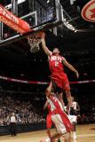 New Jersey Nets v Toronto Raptors: Jordan Farmar Photographic Print by Ron Turenne