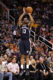 Memphis Grizzlies v Phoenix Suns: Xavier Henry Photographic Print by  Christian