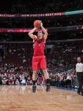 Toronto Raptors v Philadelphia 76ers: Jose Calderone Photographic Print by David Dow