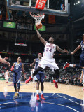 Memphis Grizzlies v Atlanta Hawks: Marvin Williams Photographic Print by Scott Cunningham