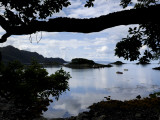 Morning on the Scottish Coast Along the South Morar Peninsula Photographic Print by Jim Richardson
