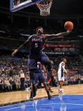Atlanta Hawks v Orlando Magic: Josh Smith Photographic Print by Fernando Medina