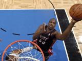 Miami Heat v Orlando Magic: Joel Anthony Photographic Print by Fernando Medina