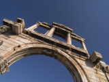 Skyward View of Hadrian's Arch Photographic Print by Richard Nowitz
