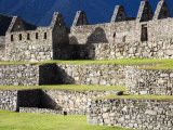 Machu Picchu, a Famous Incan Archaeological Site, in Peru Photographic Print by Michael Hanson