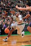 Atlanta Hawks v Boston Celtics: Glen Davis Photographic Print by Steve Babineau